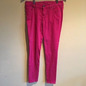 The Limited Pink Denim Size 2